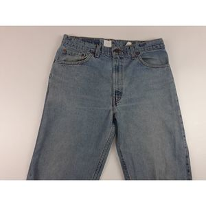 VTG LEVIS 550 RELAXED TAPERED LEG JEANS 34 X 30